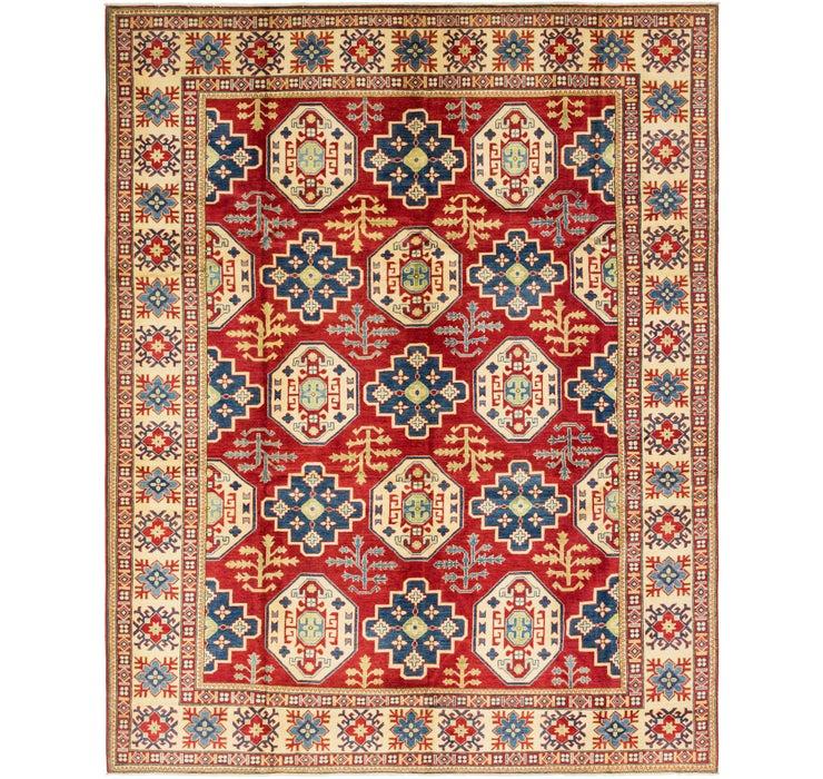 10' x 12' 7 Kazak Oriental Rug