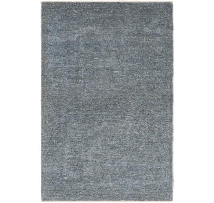 3' 2 x 4' 10 Over-Dyed Ziegler Rug