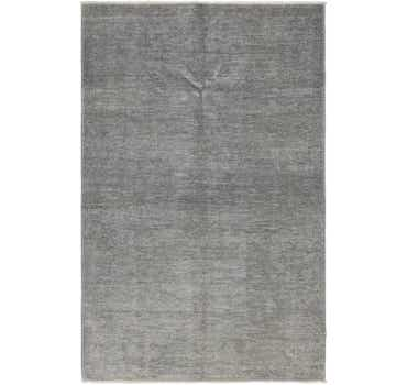 Image of 3' 2 x 5' Over-Dyed Ziegler Rug