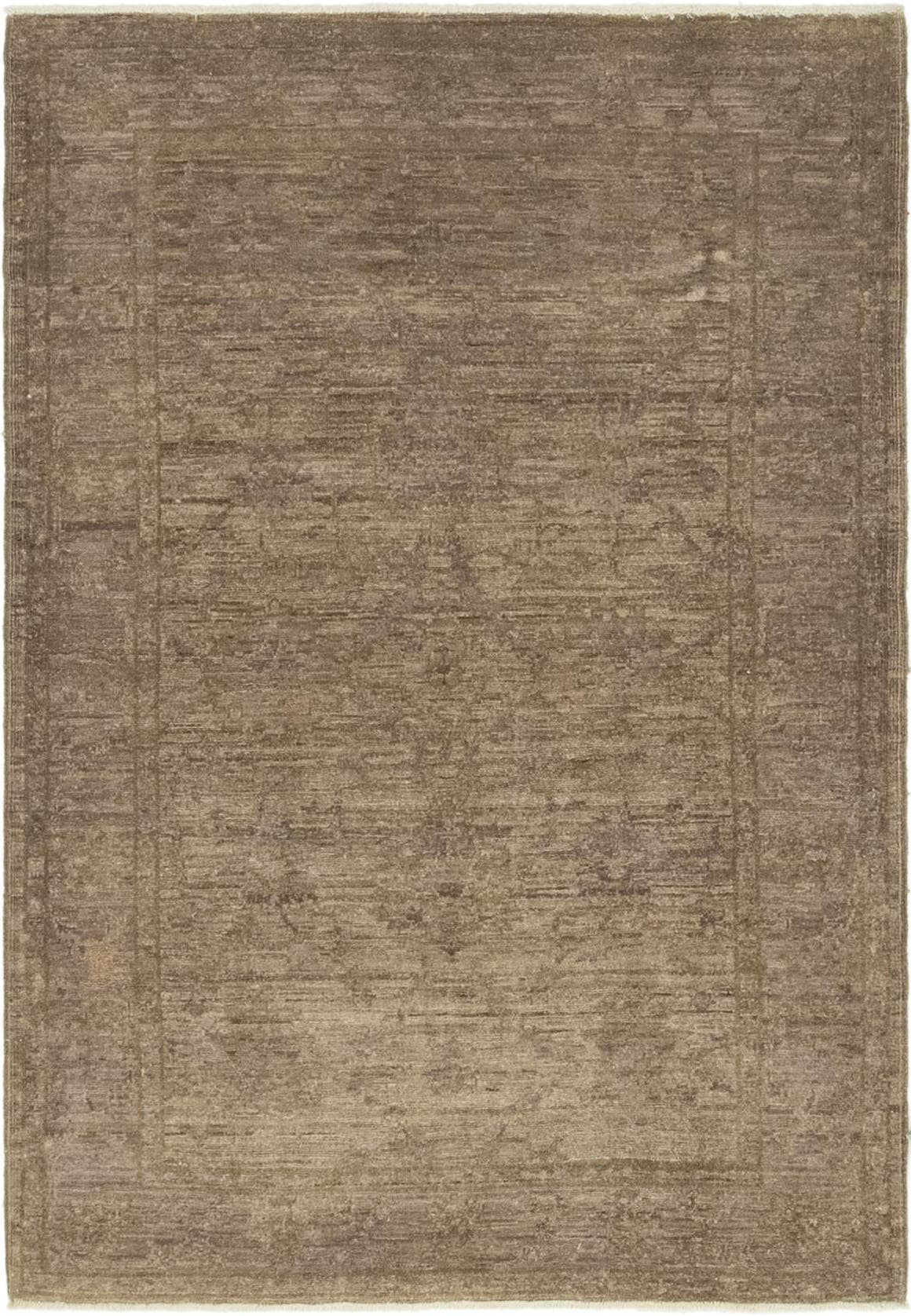 3' 4 x 4' 10 Over-Dyed Ziegler Rug main image
