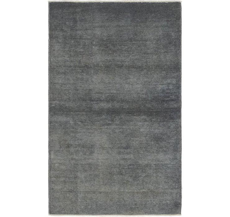 3' x 5' Over-Dyed Ziegler Rug