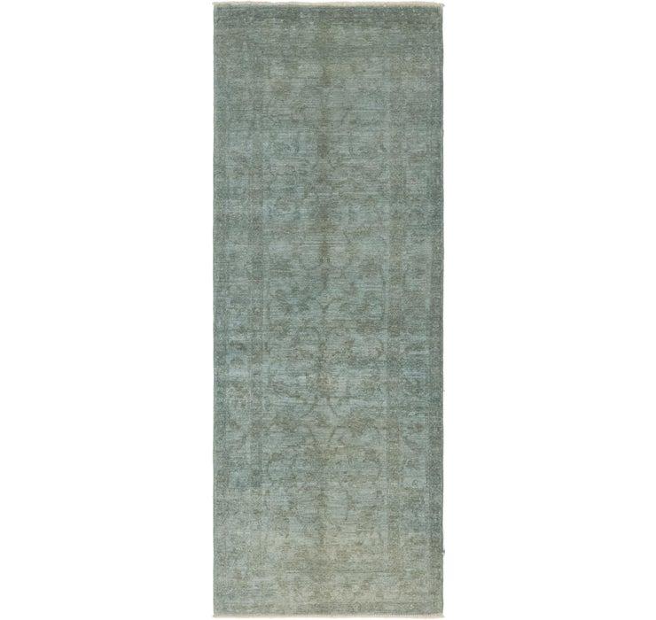 70cm x 198cm Over-Dyed Ziegler Runne...