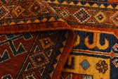 13' 6 x 16' 5 Kazak Oriental Rug thumbnail