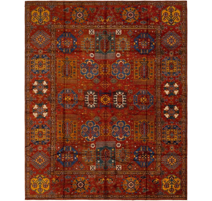 13' 8 x 16' 5 Kazak Oriental Rug