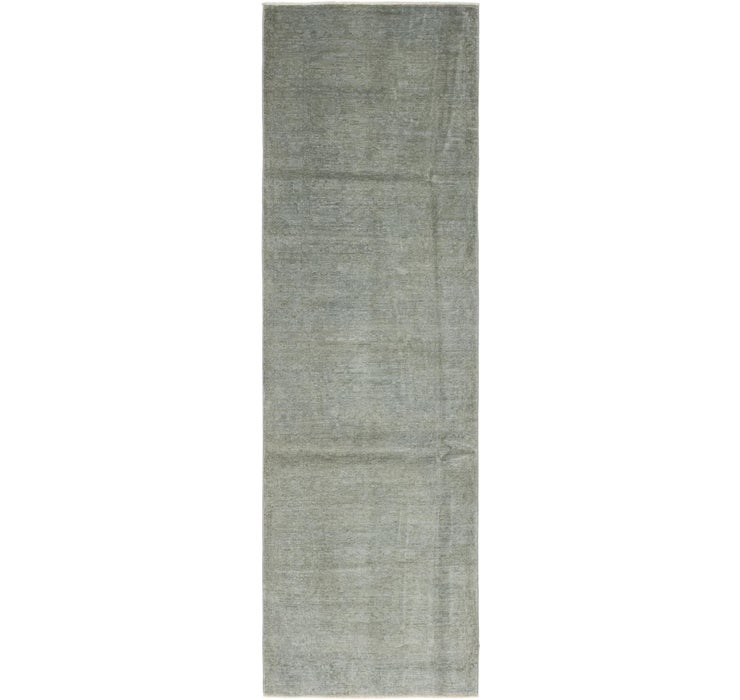 90cm x 305cm Over-Dyed Ziegler Runne...