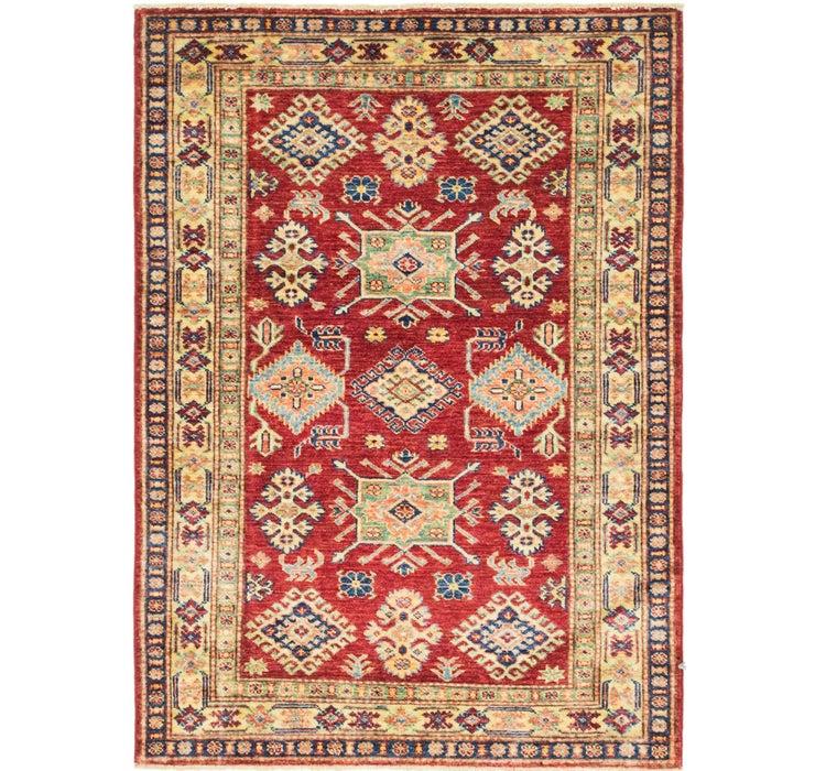 3' 5 x 4' 10 Kazak Oriental Rug