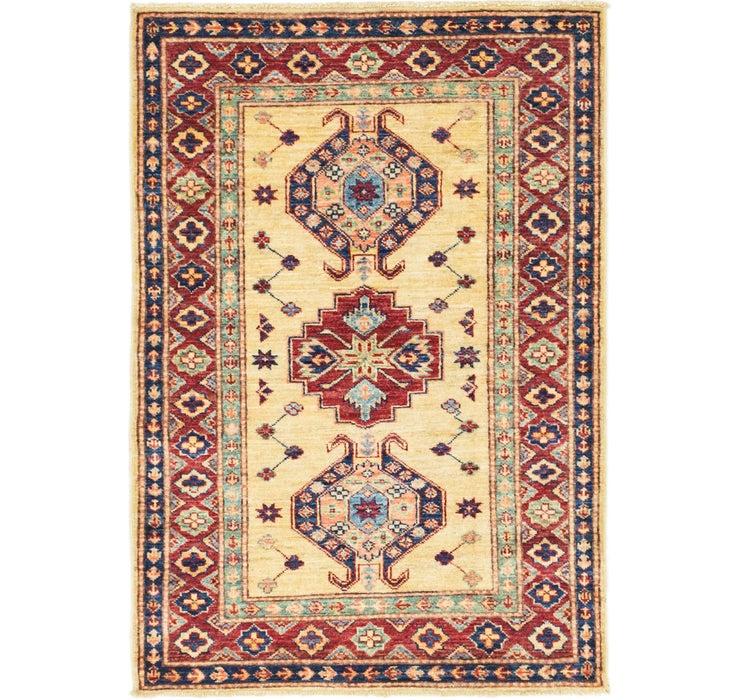 2' 9 x 4' Kazak Oriental Rug