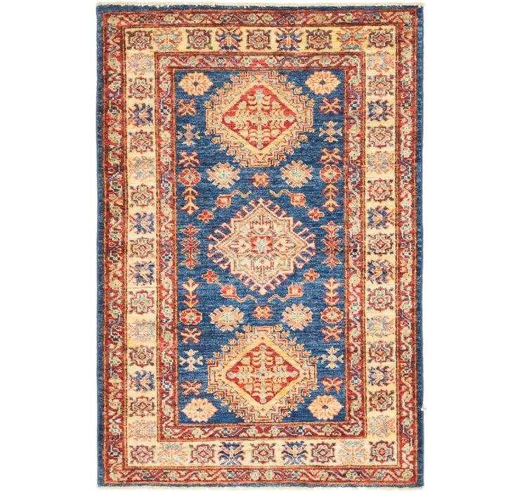 2' 10 x 4' 1 Kazak Oriental Rug