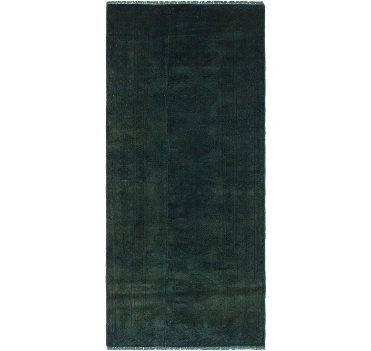 70cm x 165cm Ultra Vintage Persian Rug
