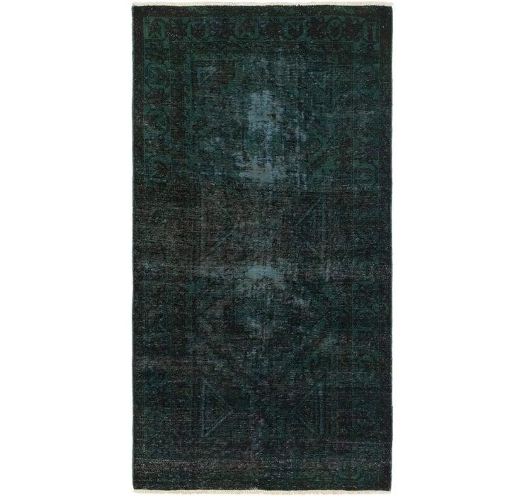 85cm x 165cm Ultra Vintage Persian Rug