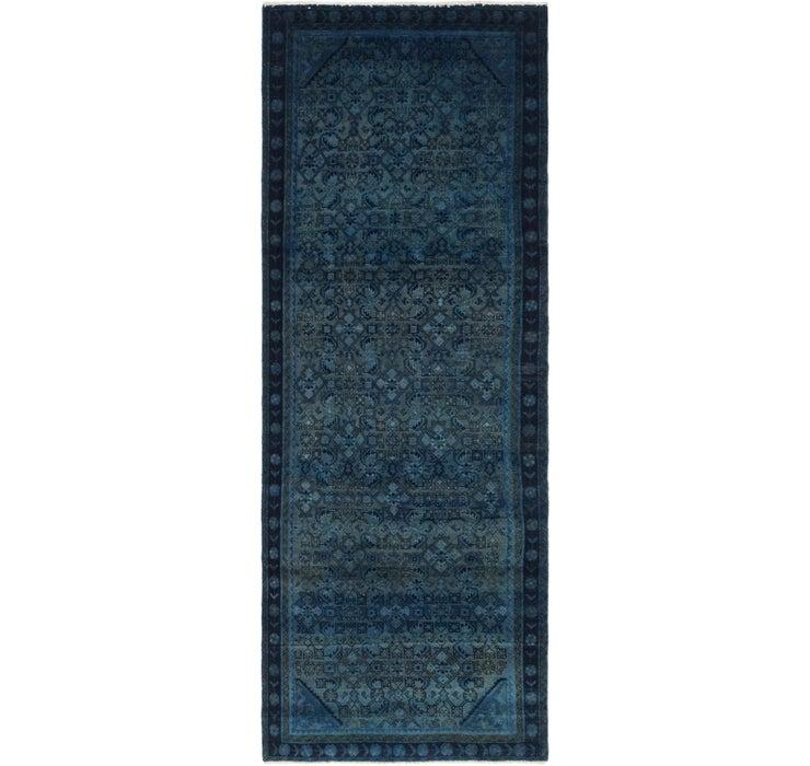 3' 3 x 9' 5 Ultra Vintage Persian R...
