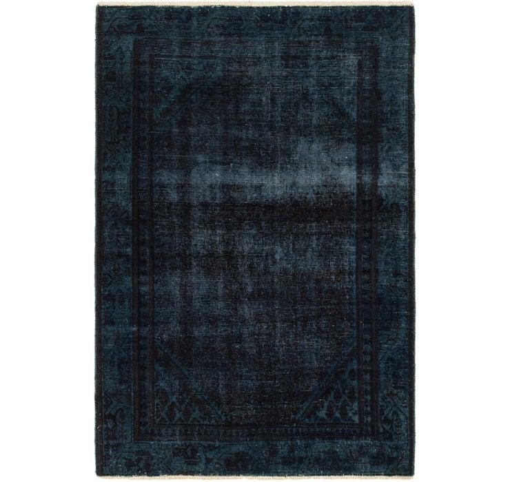 3' x 4' 6 Ultra Vintage Persian Rug