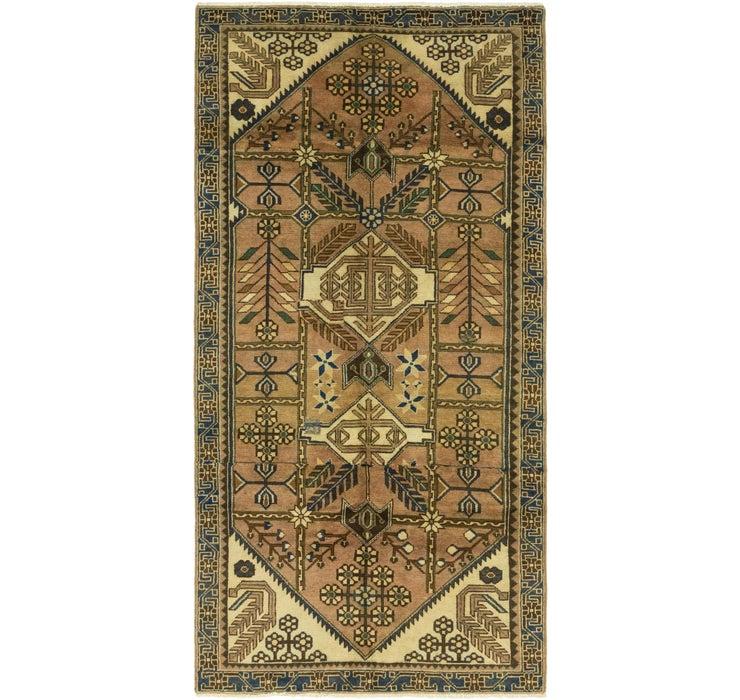112cm x 225cm Ultra Vintage Persian R...