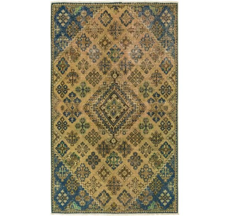 3' 4 x 5' 8 Ultra Vintage Persian Rug