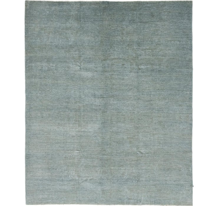 8' x 9' 9 Over-Dyed Ziegler Rug