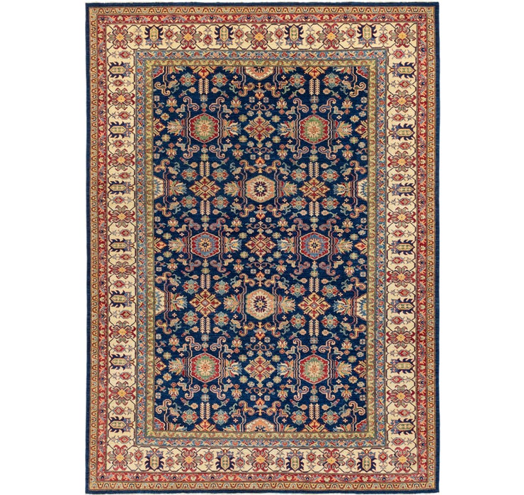 8' 10 x 12' 2 Kazak Oriental Rug