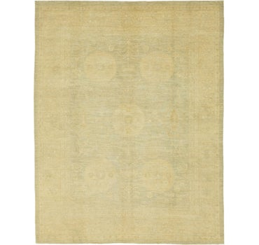 8' x 10' 3 Over-Dyed Ziegler Rug main image