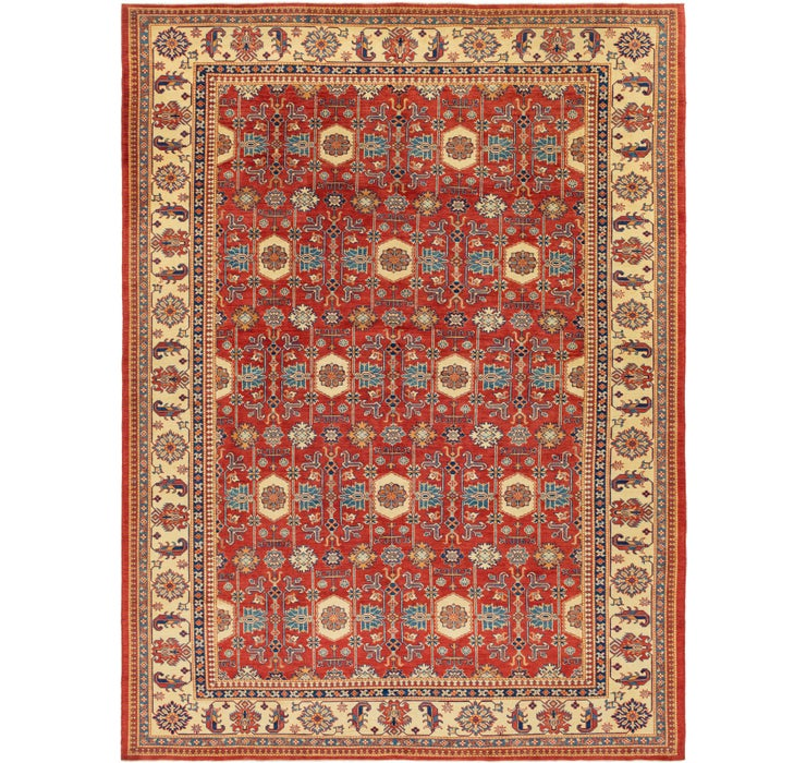 10' 1 x 14' Kazak Oriental Rug