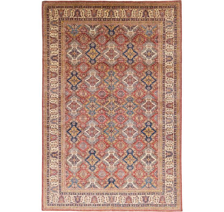 9' 6 x 14' 4 Kazak Oriental Rug