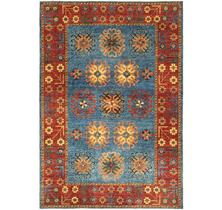 6' 8 x 9' 8 Kazak Oriental Rug