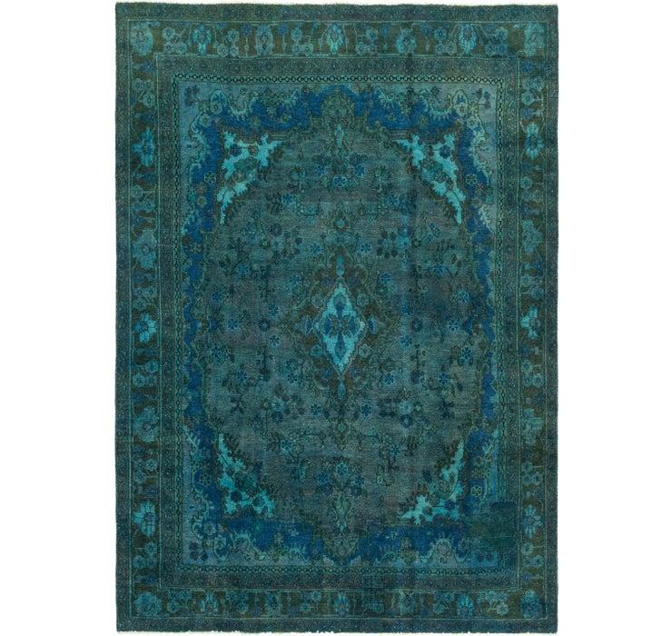 6' 8 x 9' 5 Ultra Vintage Persian Rug