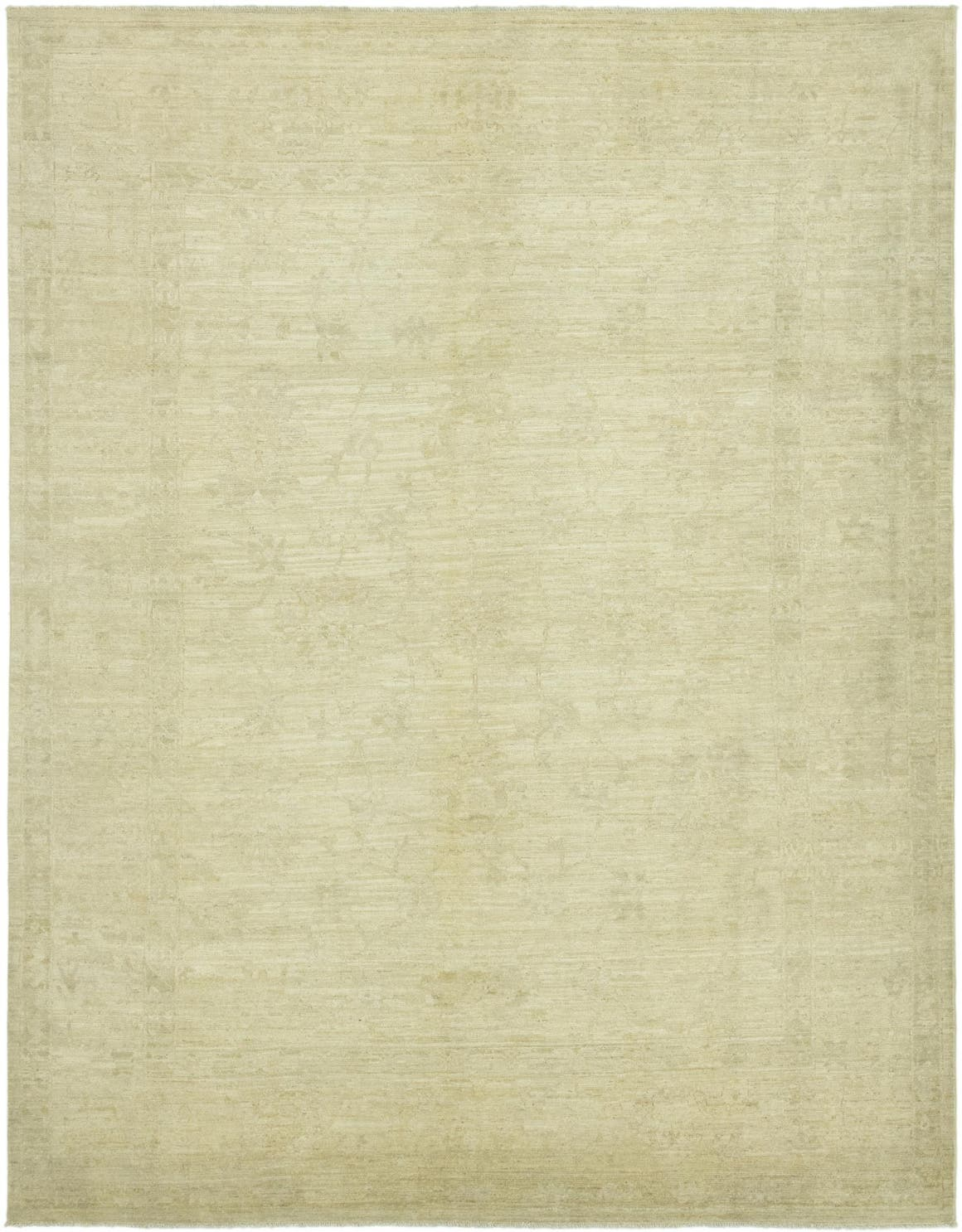 8' 4 x 10' 9 Over-Dyed Ziegler Rug main image