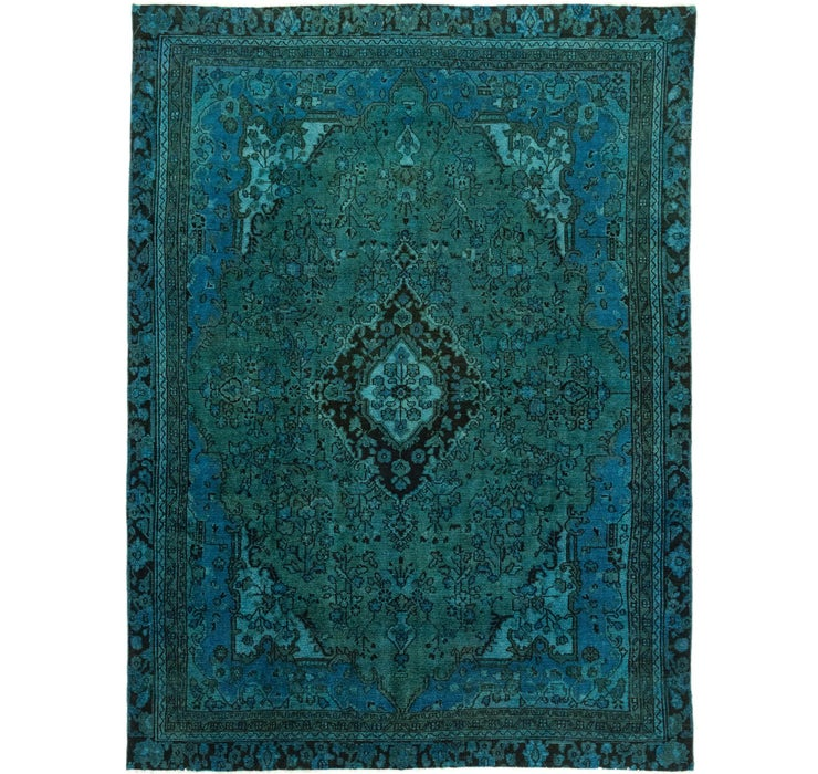7' 7 x 10' 8 Ultra Vintage Persian Rug