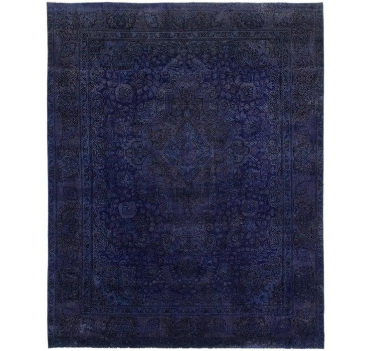 203cm x 260cm Ultra Vintage Persian Rug