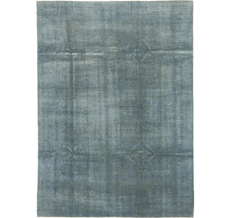 6' x 8' 5 Over-Dyed Ziegler Rug