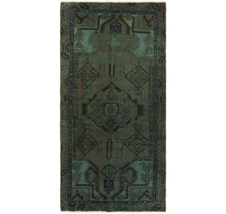 3' x 6' Ultra Vintage Persian R...