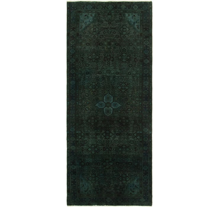 3' 8 x 9' 4 Ultra Vintage Persian R...