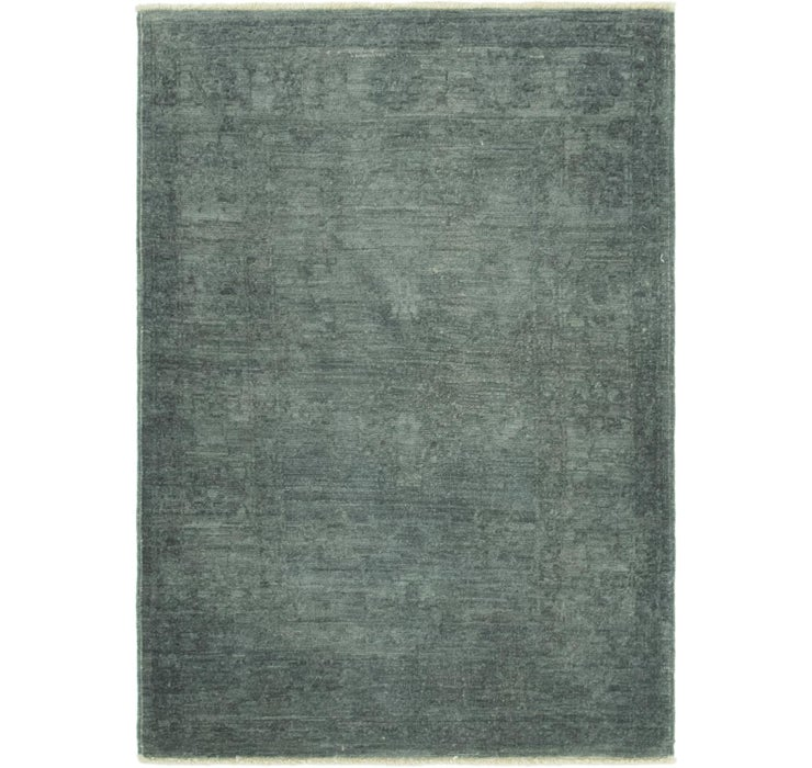 2' 5 x 3' 7 Over-Dyed Ziegler Rug