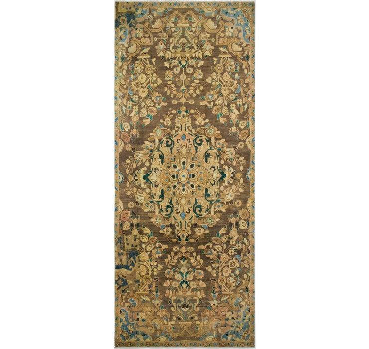 3' 9 x 9' 7 Ultra Vintage Persian R...