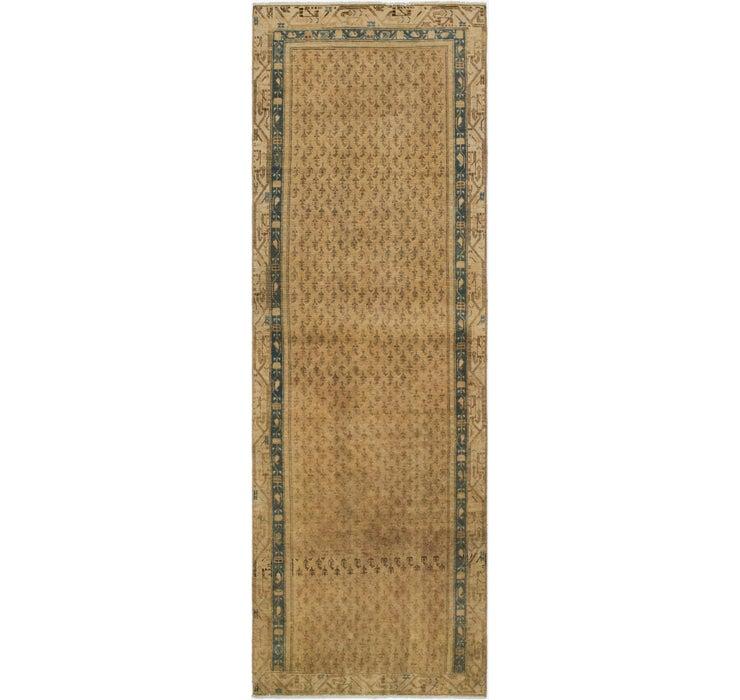 3' x 9' 1 Ultra Vintage Persian R...