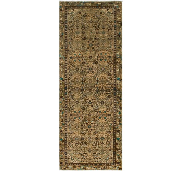 3' 5 x 9' 5 Ultra Vintage Persian R...