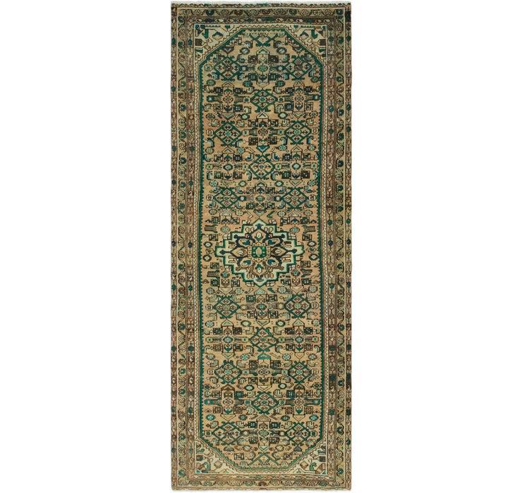 3' 6 x 9' 10 Ultra Vintage Persian R...