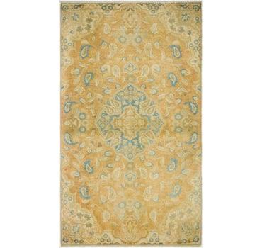 2' 11 x 5' 1 Ultra Vintage Persian Rug main image
