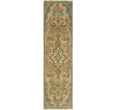 3' x 12' 4 Ultra Vintage Persian Runner Rug main image