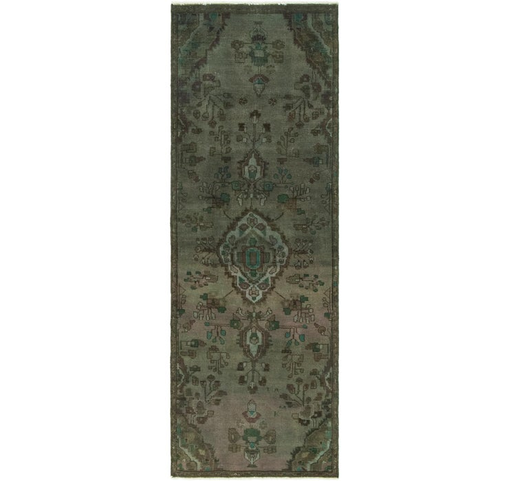 2' 8 x 8' 1 Ultra Vintage Persian R...