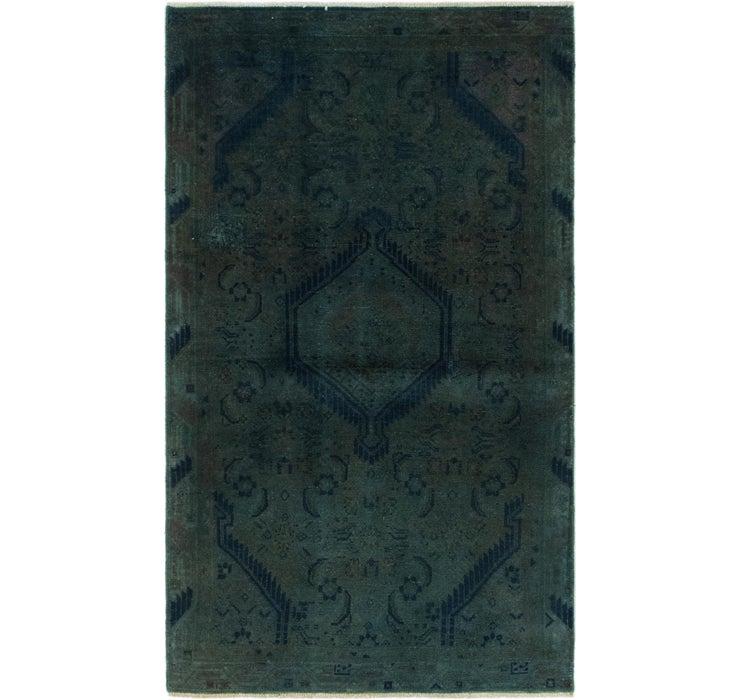 95cm x 160cm Ultra Vintage Persian Rug