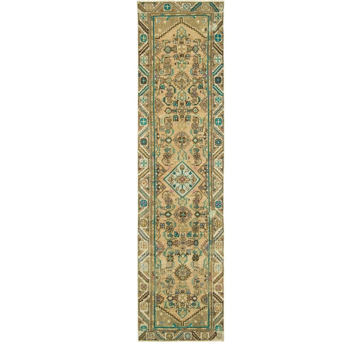85cm x 360cm Ultra Vintage Persian R...
