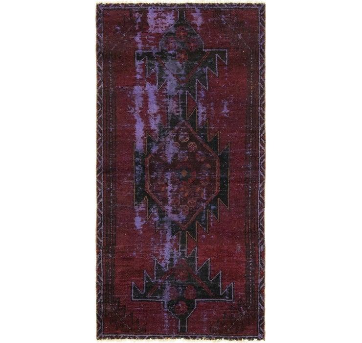 2' 7 x 5' 4 Ultra Vintage Persian Rug