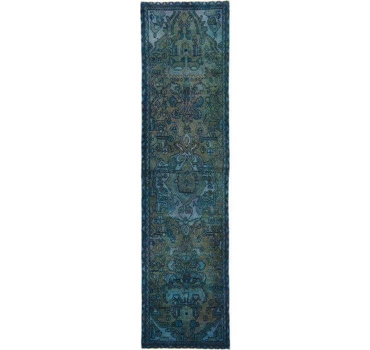2' x 8' Ultra Vintage Persian R...