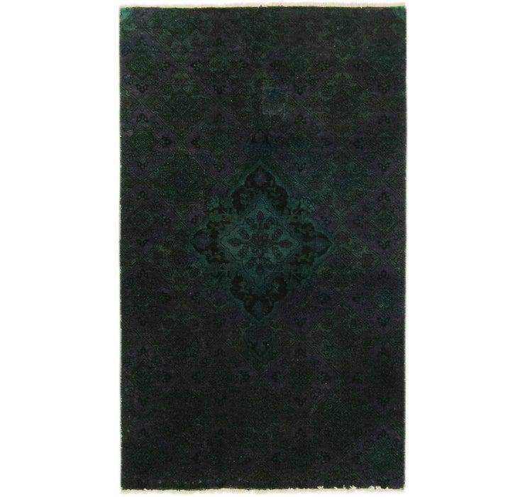 80cm x 137cm Ultra Vintage Persian Rug