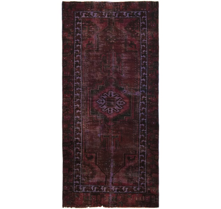 2' 9 x 6' 3 Ultra Vintage Persian R...