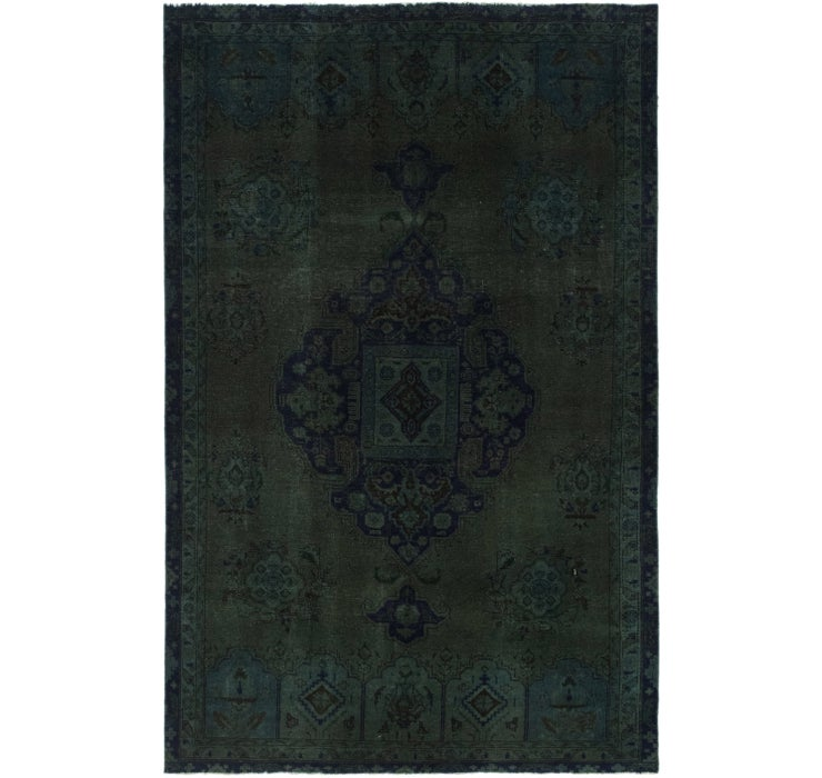 5' 3 x 8' 5 Ultra Vintage Persian Rug