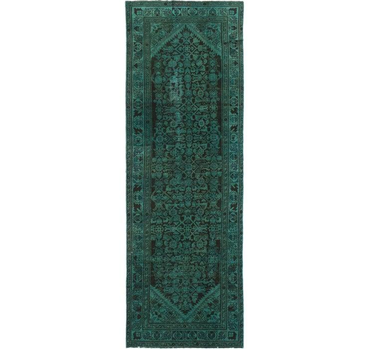 90cm x 282cm Ultra Vintage Persian R...