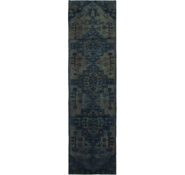 2' 6 x 9' 2 Ultra Vintage Persian Runner Rug main image