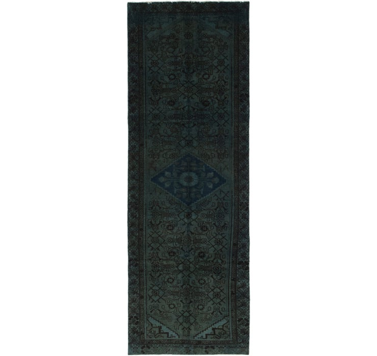105cm x 307cm Ultra Vintage Persian R...