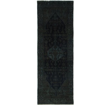 3' 1 x 8' 10 Ultra Vintage Persian Runner Rug main image